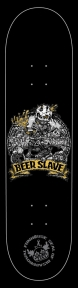 Funhouse Thrasher Magazine Beer Slave