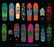 Funhouse Decks in Order