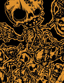 Beast Bowl Halloween Jam