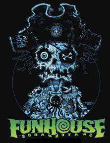 Funhouse Skateboards Series 5ive Catalog