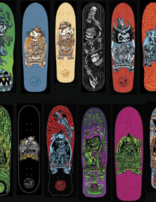 Funhouse Skateboards!