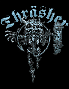 Thrasher Magazine's Cryptic Tshirt