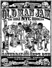 Old Man Jam 1 Poster
